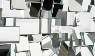 A collection of mirrors